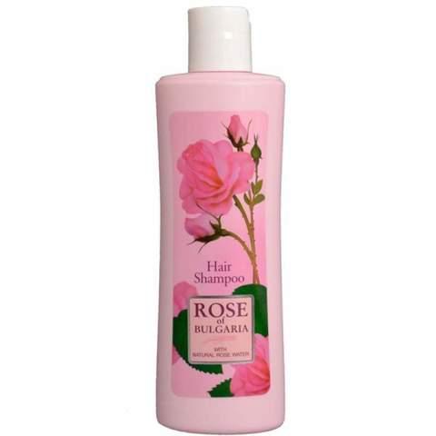 Шампунь для волос с дозатором Rose of Bulgaria