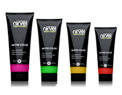 NIRVEL green - зеленая питательная гель-маска new 200 мл.