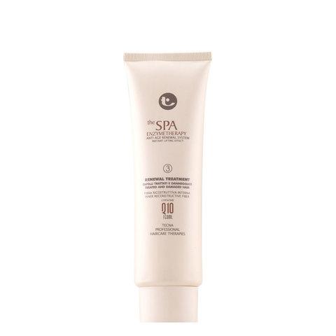 Tecna Маска для полной реконструкции волос SPA Enzymetherapy Renewal Treatment