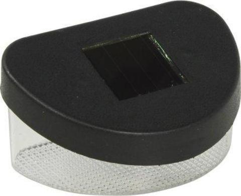 SP-PL8-MNT1 ЭРА Садовый светильник на солнечной батарее, пластик черный, 5,5см