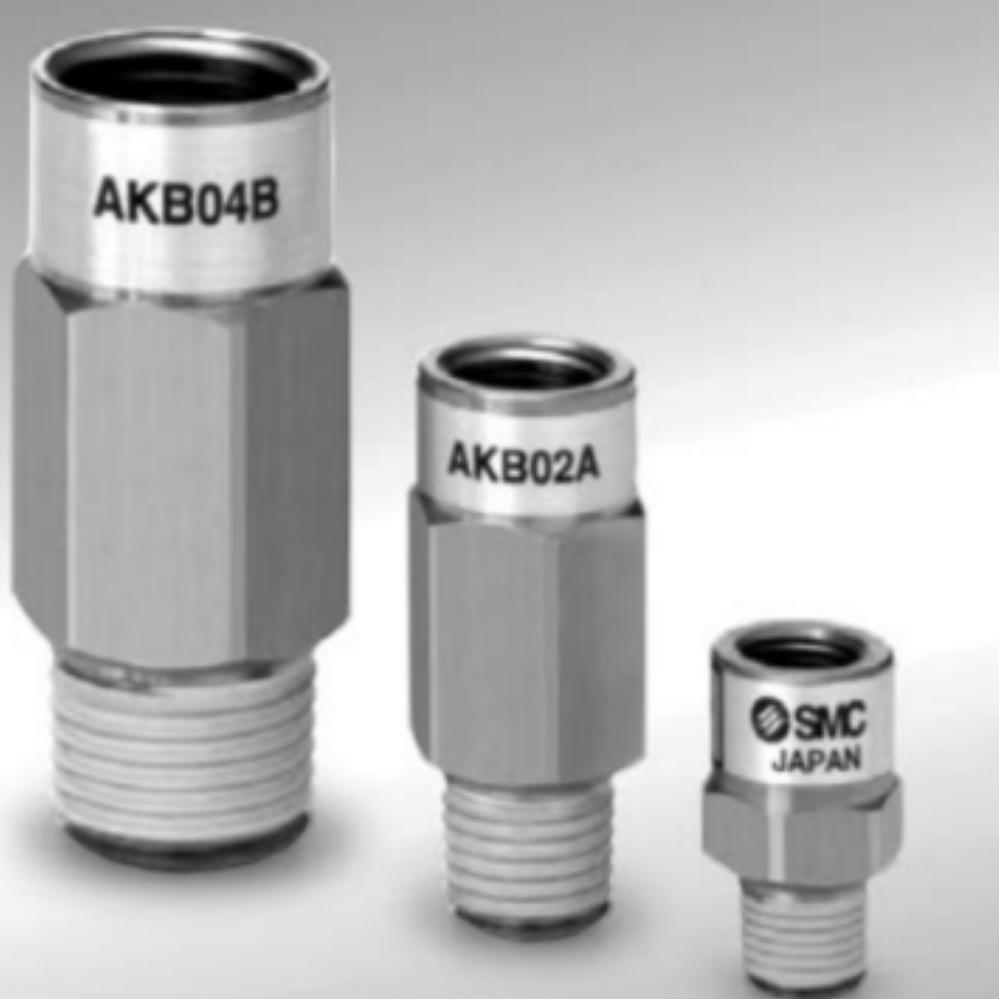 AKB03B-03S  Обратный клапан, R3/8