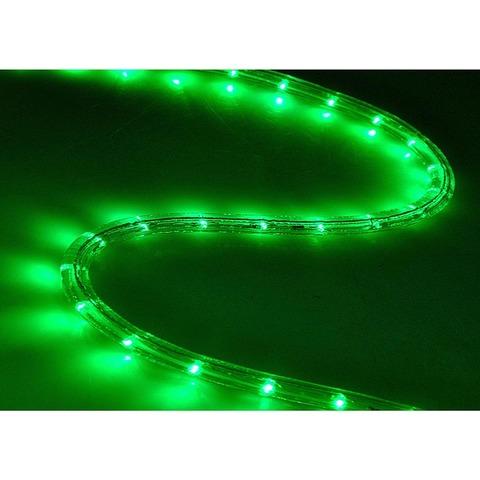 светодиодный зеленый шнур дюралайт 50 метров купить оптом