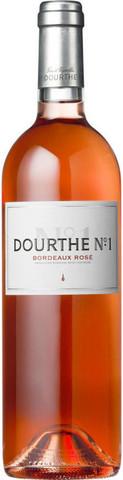 Вино Дурт №1 Бордо геогр.наим. роз.сух. 0,75л