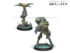 Ikadron Batdroids and Imetron