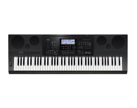 Синтезаторы и рабочие станции Casio WK-7600