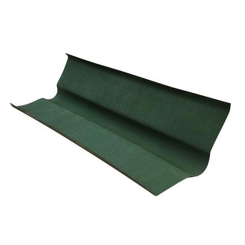 Ендова ондулин зеленая 1000 мм