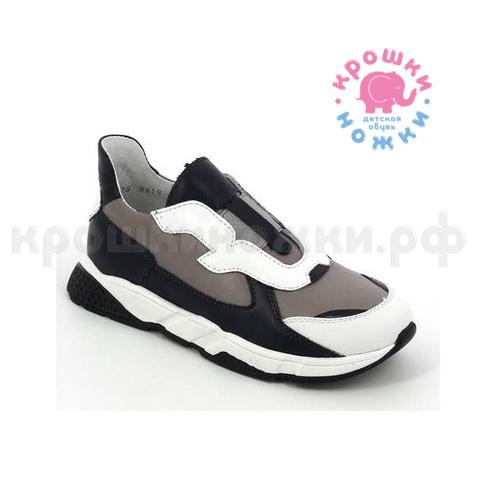 Кроссовки просто крутые из натуральной кожи ТОТТА 2459/1-КП