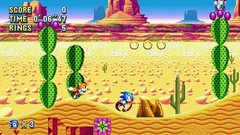 Xbox Store Россия: Sonic Mania (цифровой ключ, английская версия)