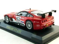 Ferrari 575 GTC 2004 red 1:43 Eaglemoss Ferrari Collection #56
