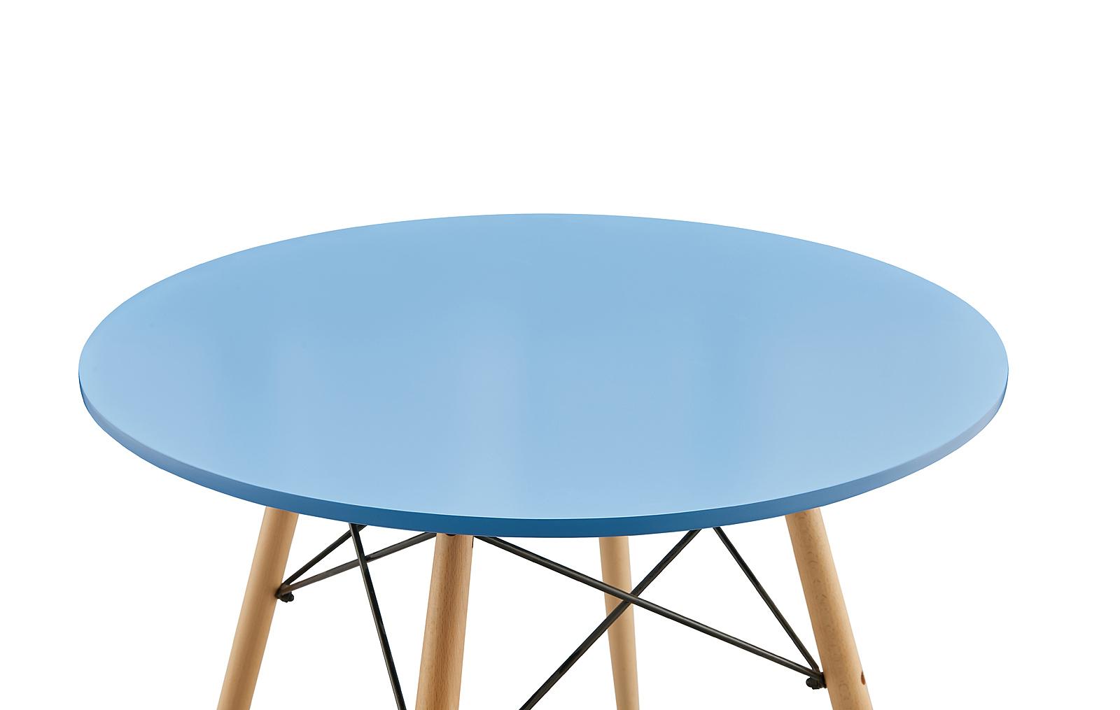 Стол ESF DT-903 синий