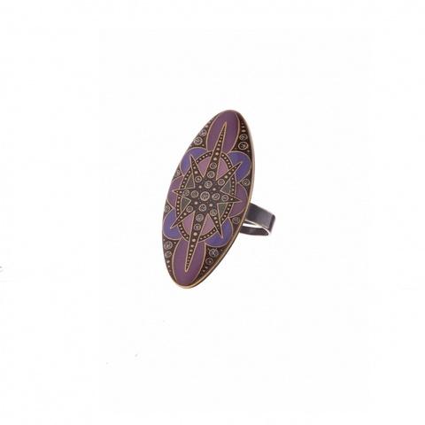 Кольцо Звезда K74491.1 V