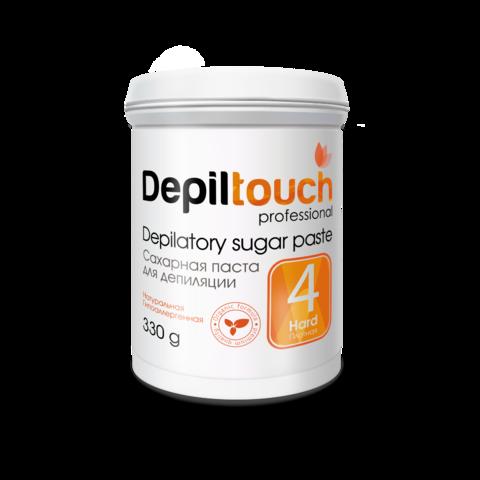 Сахарная паста для депиляции Depiltouch prof плотная 330 г.