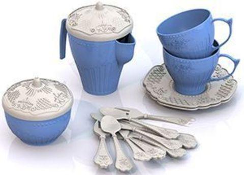 Набор посуды 20пр Чайный сервиз