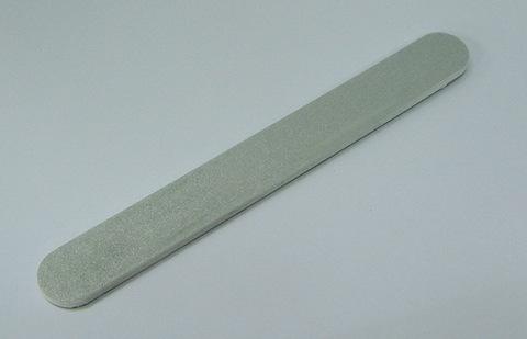 Белита Пилочка двухсторонняя для обработки натуральных ногтей (серая)