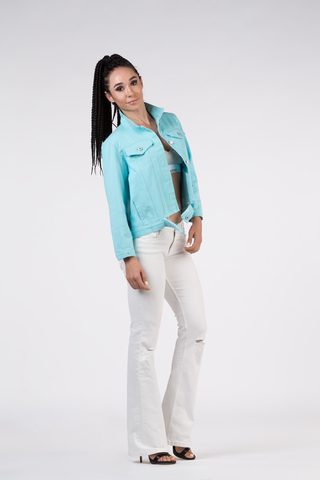 джинсовая куртка с нашивкой на спине магазин