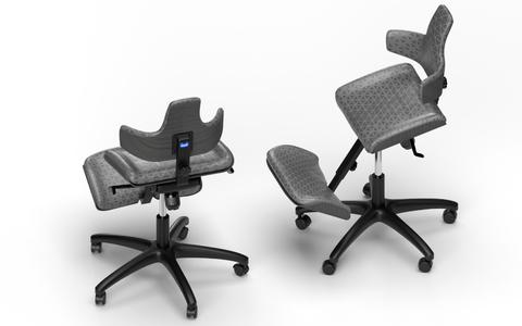 Ортопедическое коленное кресло I-ON