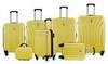 Чемодан с расширением L'case Bangkok-26 Желтый (L)