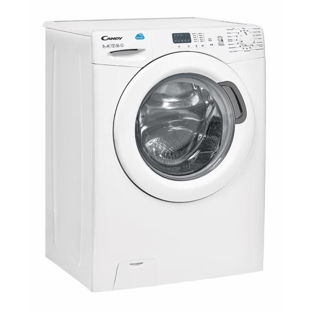 Узкая стиральная машина Candy Smart DCS4 1051D1/2-07 фото 2