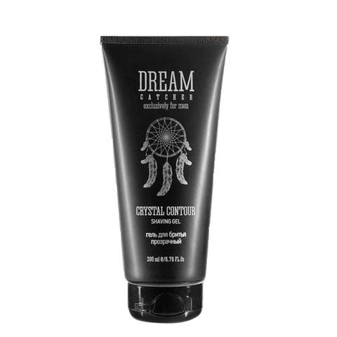 Гель для бритья прозрачный Dream Catcher Crystal contour shaving gel 100мл