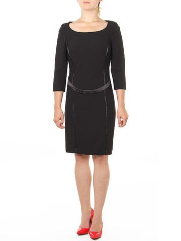 P167-9 платье женское, черное