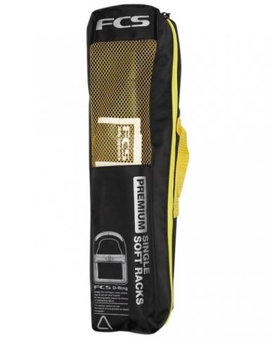 Ремни для перевозки досок для серфинга (для одной доски) FCS Premium soft Racks single