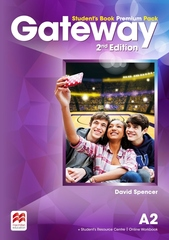 Gateway Second Edition A2 Student's Book Premium Pack
