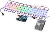 Цветные адресуемые светодиодные модули WS2811