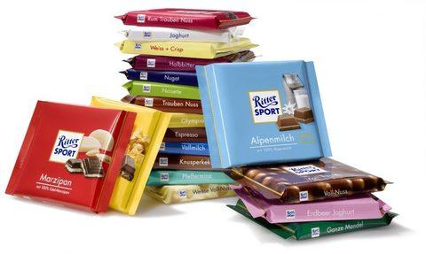 Шоколад RITTER SPORT #15282