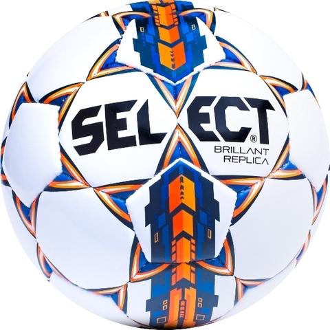 Мяч футбольный Select Brillant Replica №4