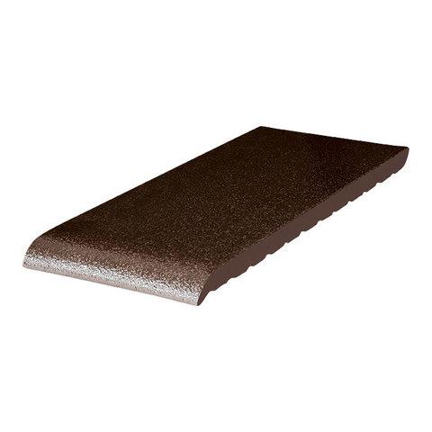 King Klinker, Коричневый глазурованный, 02 Brown-glazed, 150x120x15 - Клинкерный подоконник