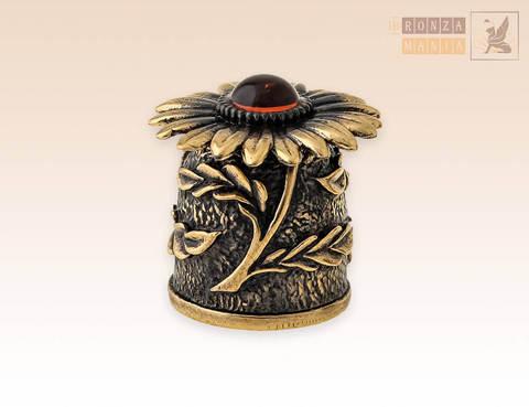 наперсток Хризантема с магнитом