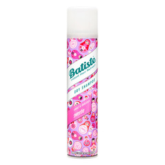 Batiste Dry Shampoo Sweetie - Сухой шампунь с ароматом малины и ванили