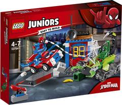 Lego Juniors Решающий бой Человекапаука против Скорпиона 10754