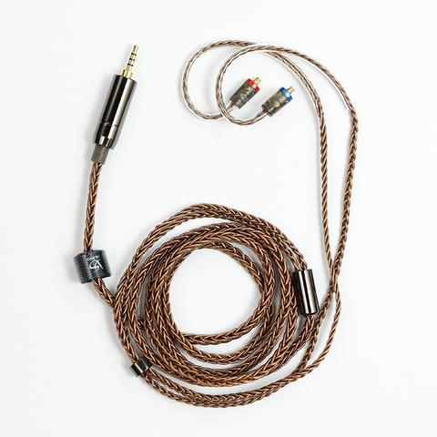 Shanling balanced cable MMCX - 2.5 mm - EL1, кабель для наушников