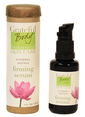 Укрепляющая сыворотка для повышения упругости кожи, Grateful Body