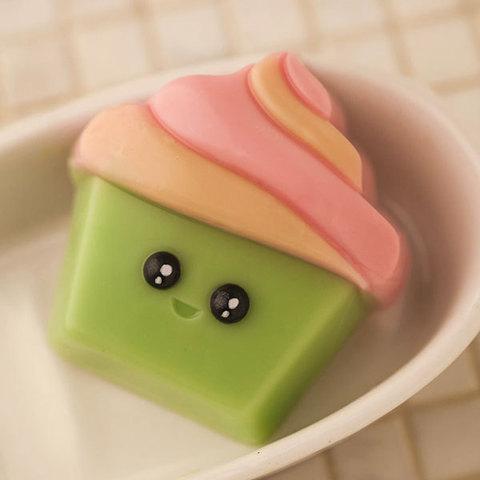 Пластиковая форма для мыла Мороженое стаканчик