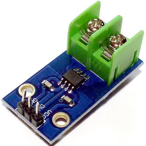GY-712 5A current sensor module 20A (датчик тока)