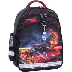 Рюкзак школьный Bagland Mouse черный 57м (0051370)