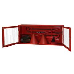 Щит пожарный Престиж ЩПЗ-СК закрытый, укомплектованный (613-02)