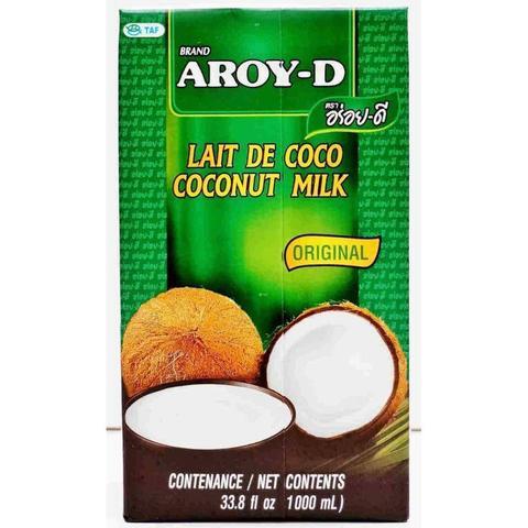 AROY-D кокосовое молоко 1000 мл