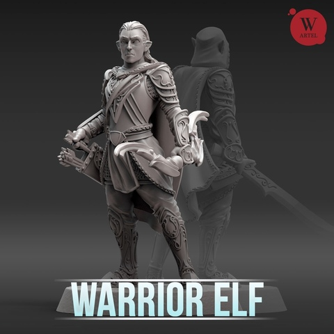 Warrior Elf