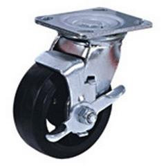 Колесо для тележки SCdb 200 поворотное 200 мм