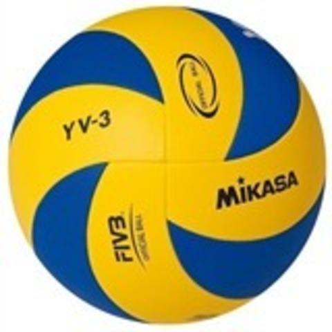 Мяч волейбольный Mikasa YV 3