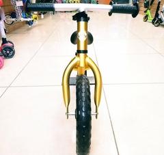 Беговел EcoBalance NEXT, сверхлегкий, 1,9 кг, золотой-2