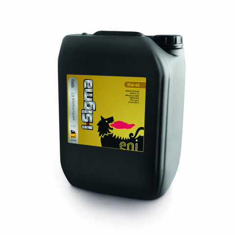 Eni i-Sigma performance E4 10W-40 (20 л) - eni10w40iSigmaperformanceE420