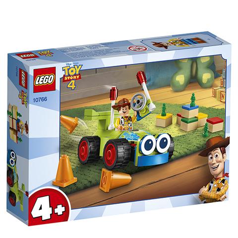 LEGO Toy Story: Вуди на машине 10766 — Woody & RC — Лего История игрушек Той стори