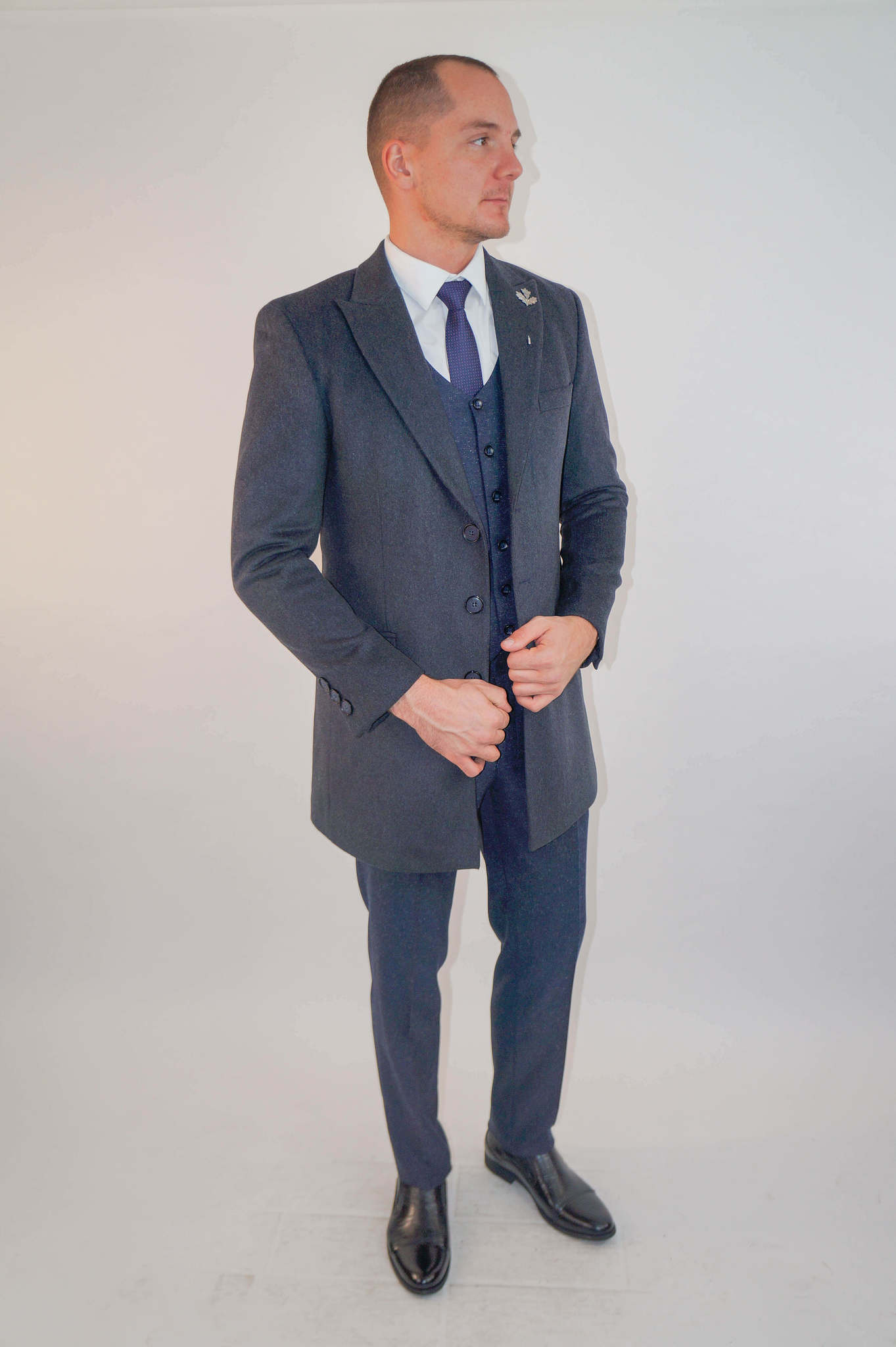 Пальто SACO / Пальто -  slim fit DSC02296.jpg