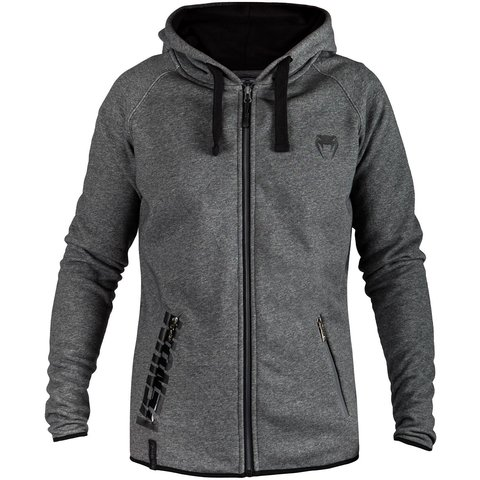 Толстовка Venum Contender 2.0 Hoody - Grey/Black