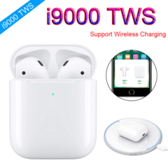 Беспроводные наушники i9000 TWS + чехол