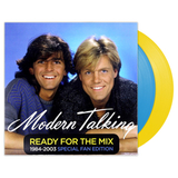 Modern Talking / Ready For The Mix 1984-2003 (Special Fan Edition)(Coloured Vinyl)(2LP)